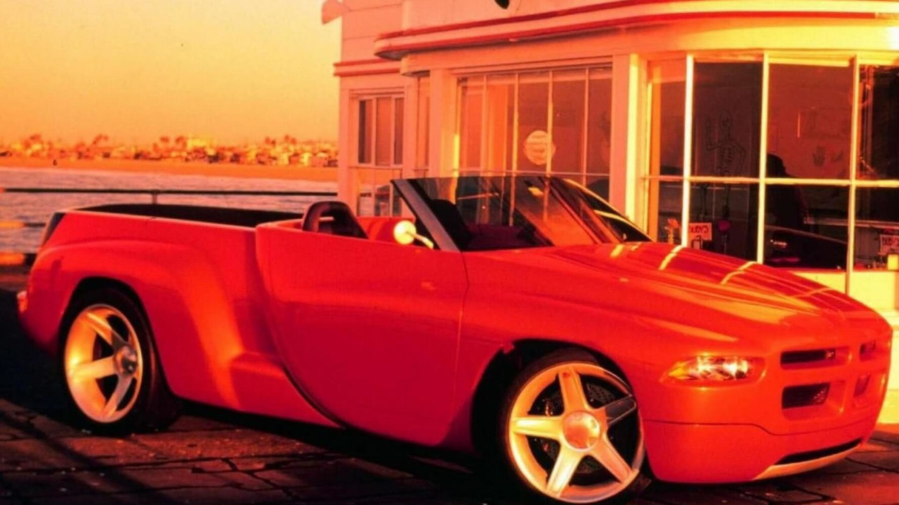 1997 Dodge Sidewinder Konsepti
