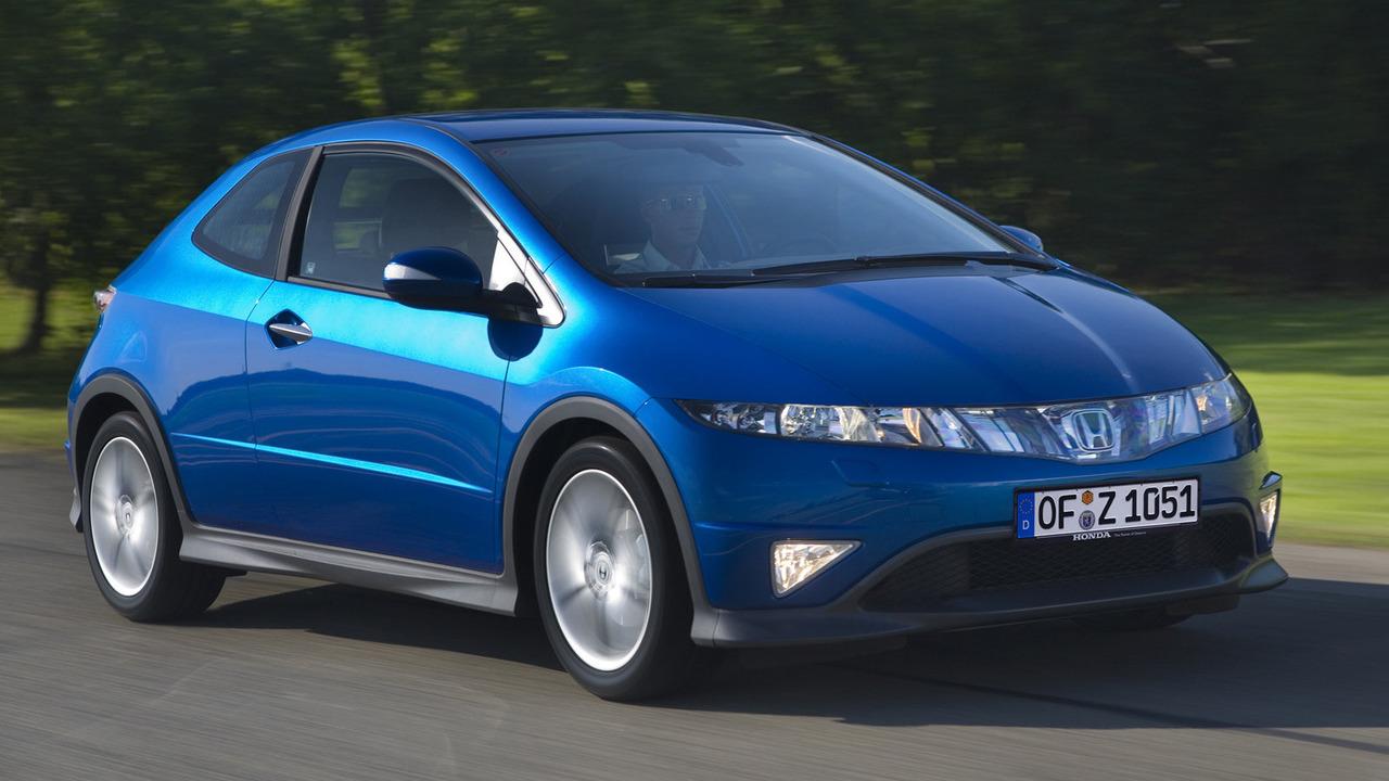 2. Honda Civic (1972-presente): 16,5 millones de unidades
