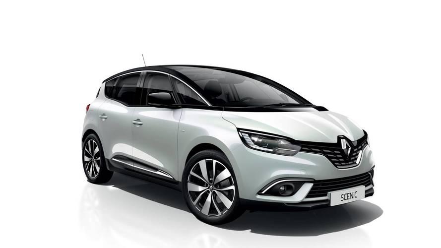 Renault présente le Scénic Limited