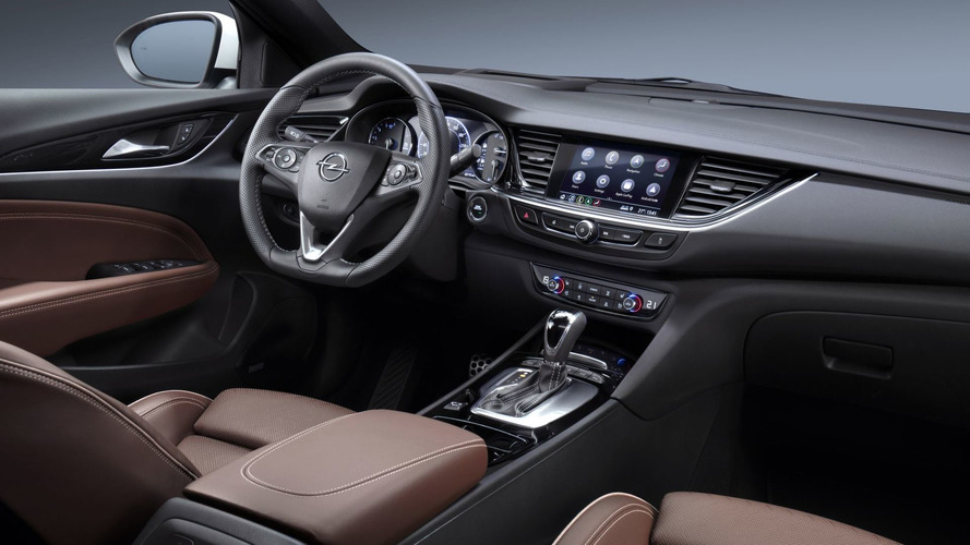 Opel Insignia Gets New Infotainment Systems With Better