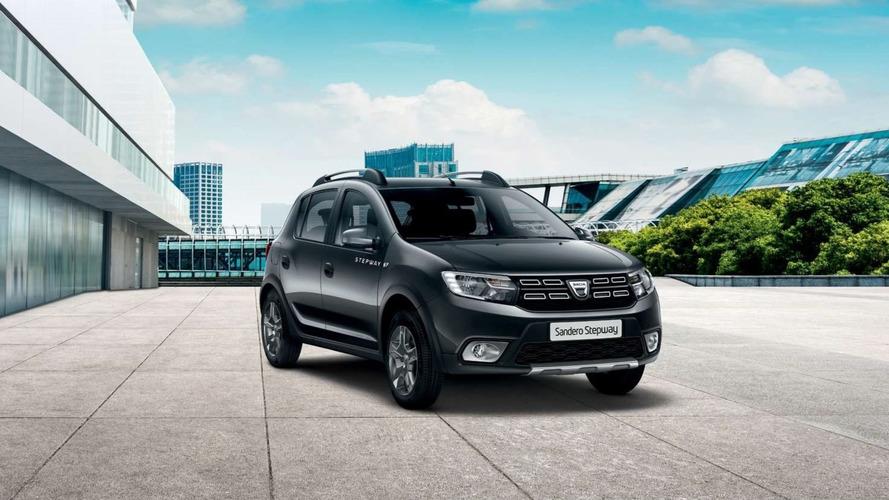 Une série limitée Urban Stepway pour la Dacia Sandero