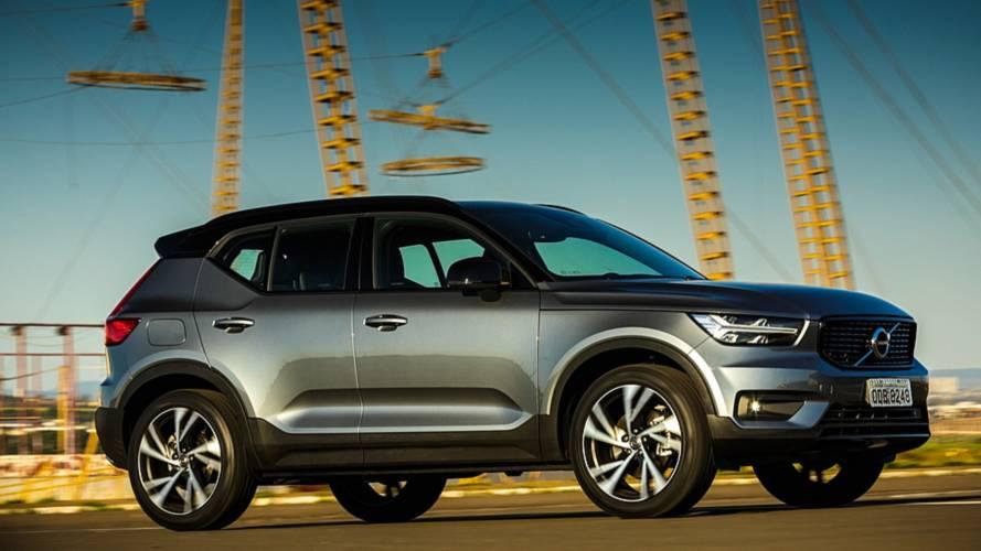 Volvo bate recorde de vendas no Brasil com ajuda do XC40