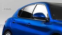 Nuova Alfa Romeo Giulietta, il rendering
