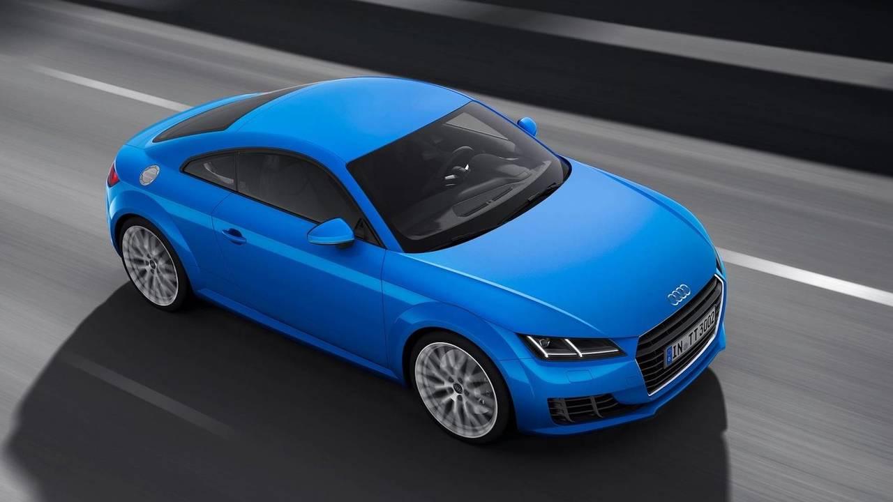 5. Audi TT Coupé 2018 - 37.890 euros