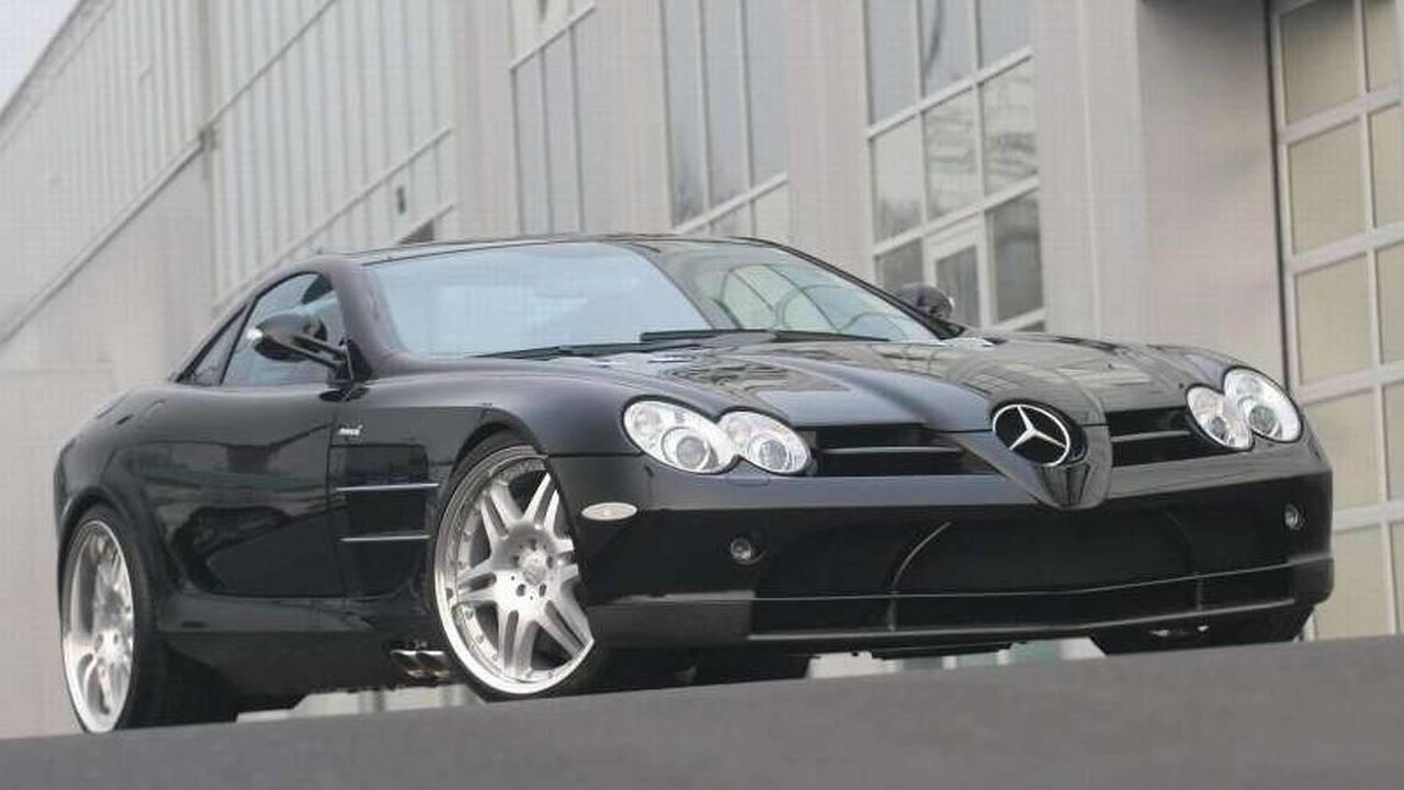 Brabus Mclaren Mercedes SLR