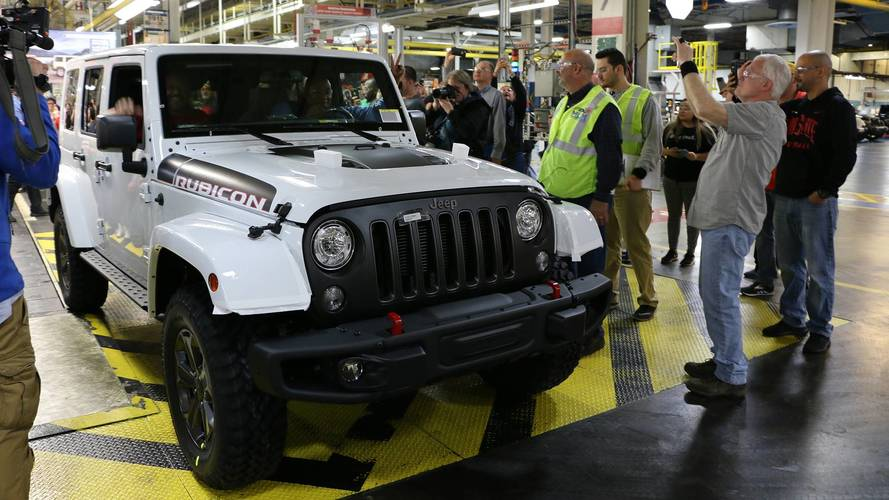 The Very Last JK-Era Jeep Wrangler Has Been Built