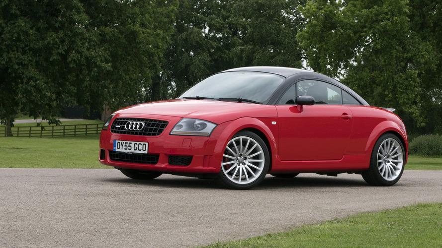 Guide d'achat - Audi TT Mk1 (1998-2006)