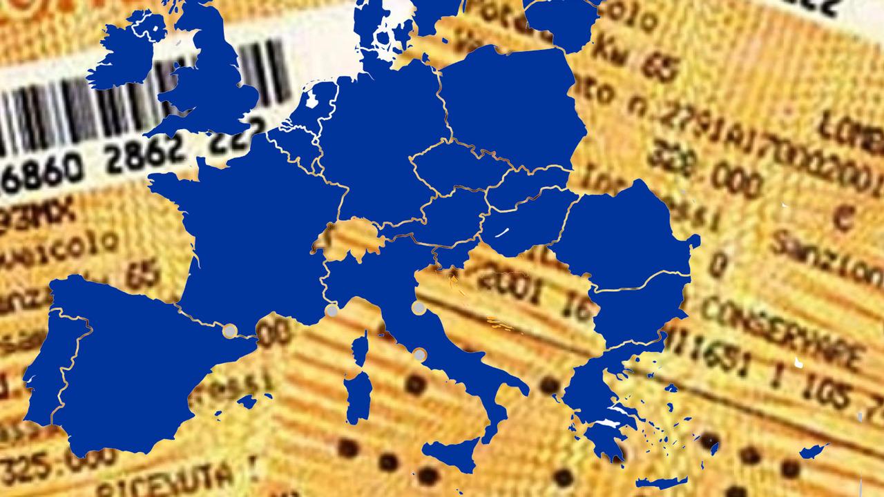 Bollo europeo