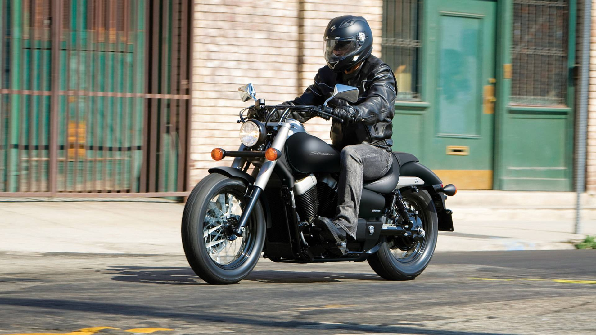 RideApart Review: 2013 Honda Shadow Phantom