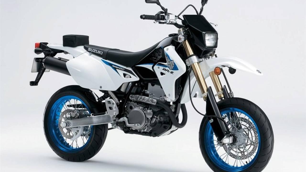 Suzuki DR-Z400 SM