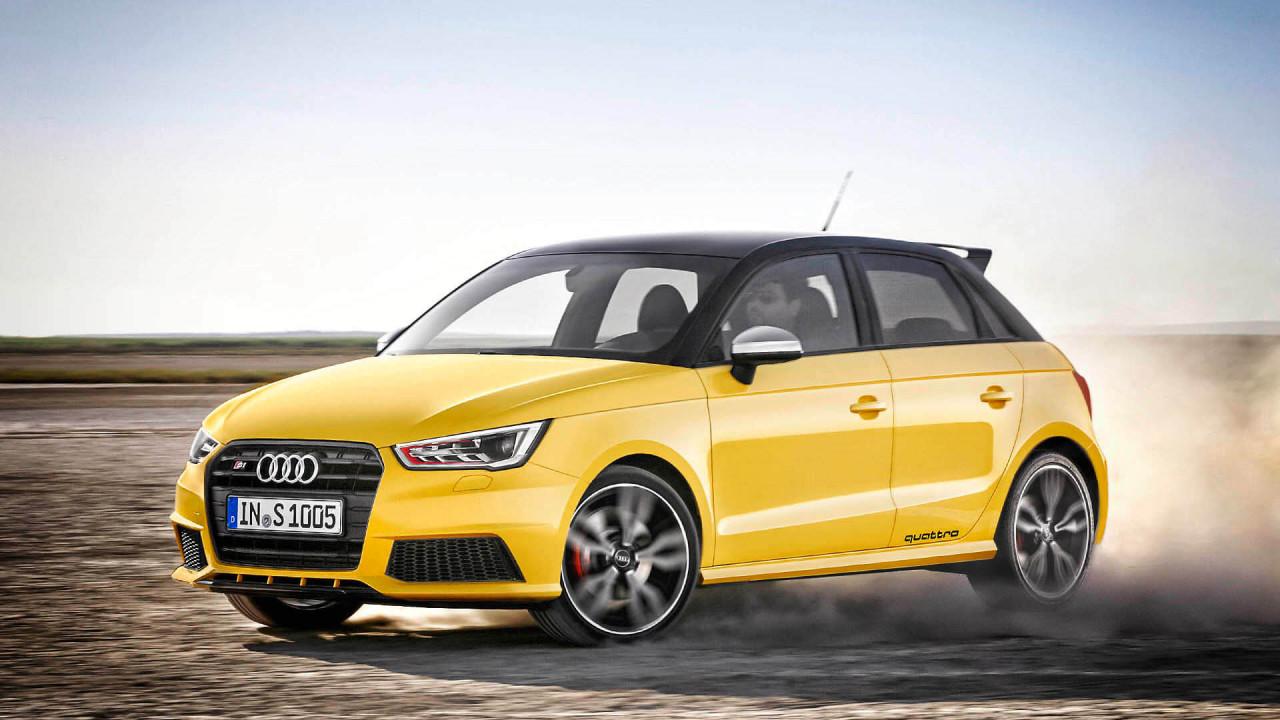 Audi S1/S1 Sportback