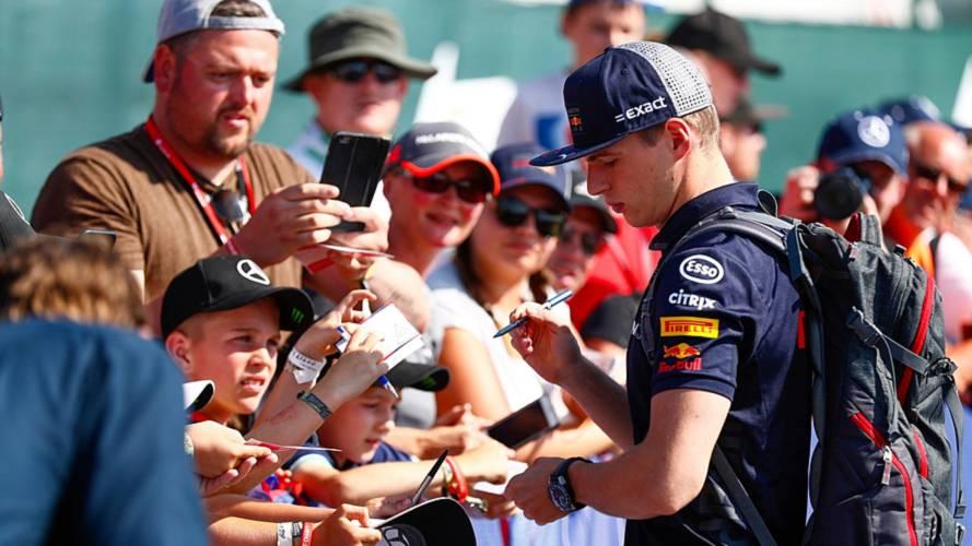 Des pilotes de F1 trop accessibles ?