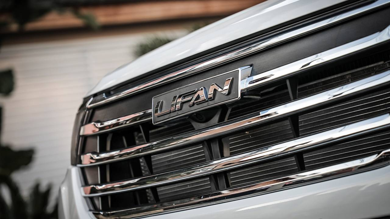 Lifan X80 2018