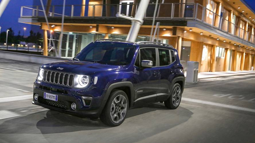 Jeep Renegade'in plug-in hibrit versiyonu 2020'de gelecek