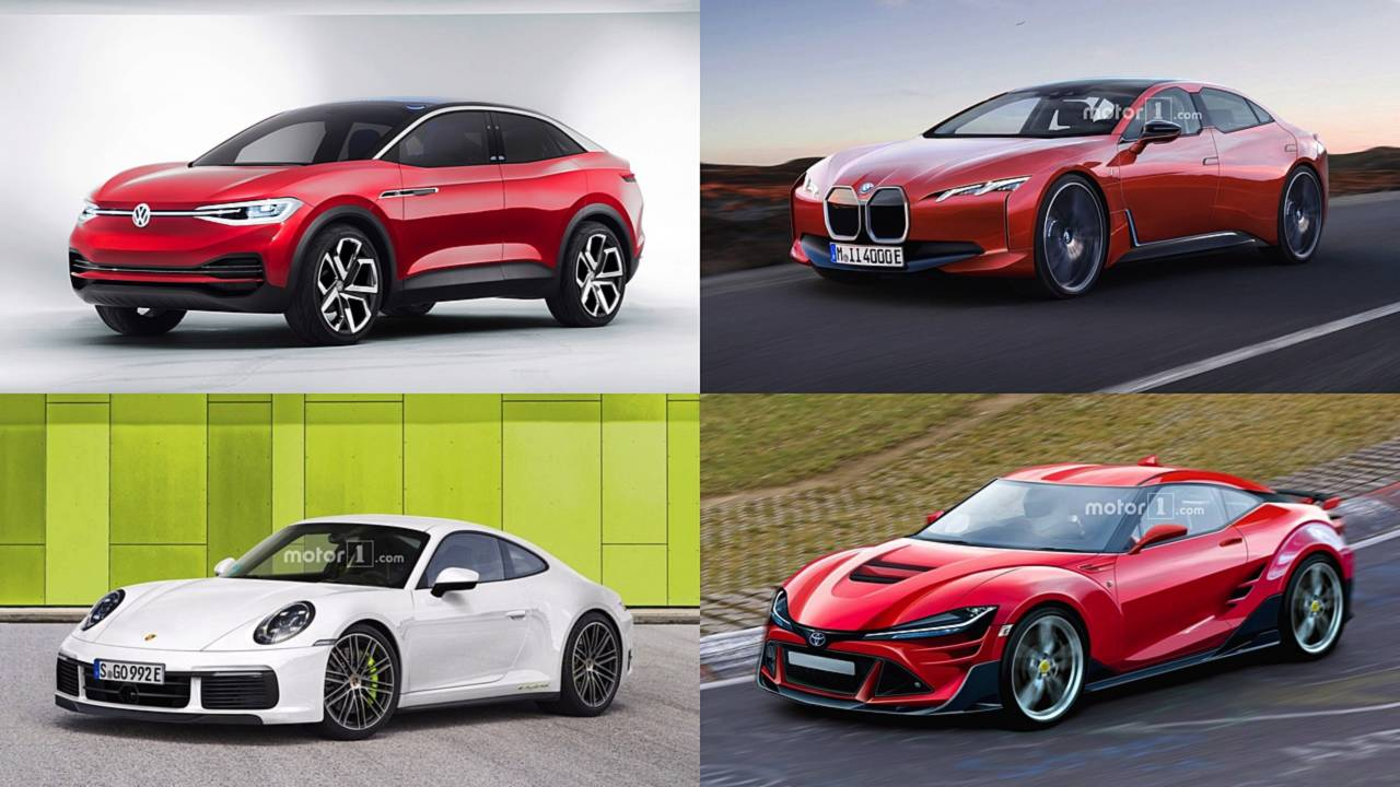 Best New Cars For  Uk