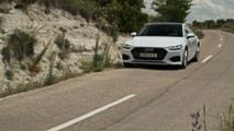 Prueba Audi A7 Sporback 2018 50 TDI quattro tiptronic