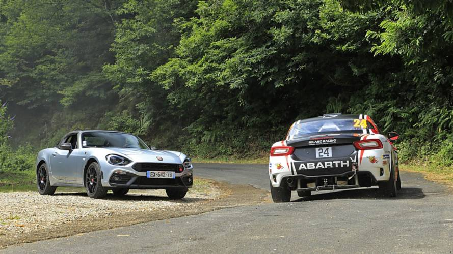 Essai Abarth 124 GT
