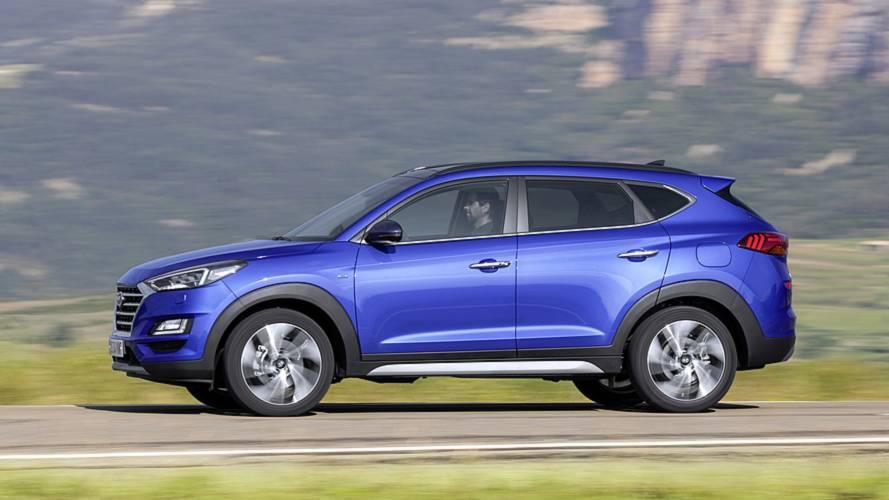 Hyundai Tucson N 2021, el próximo rival del CUPRA Ateca