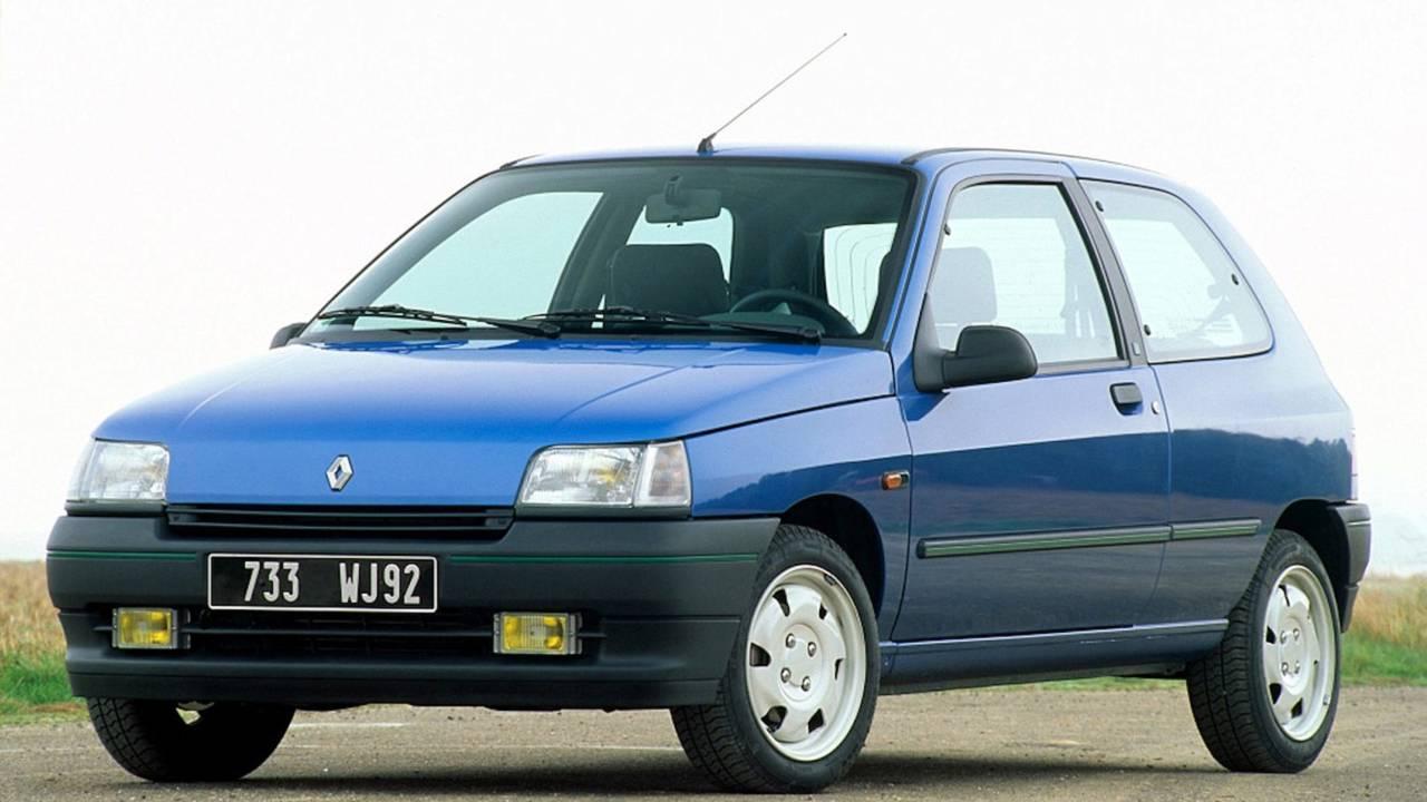 1991- Renault Clio
