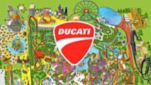 Primera piedra parque temático Ducati World Mirabiliandia
