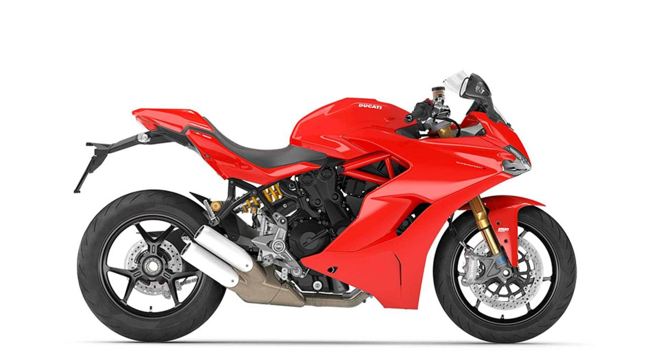 Ducati Recalls Supersport and Supersport S for Fire Hazard