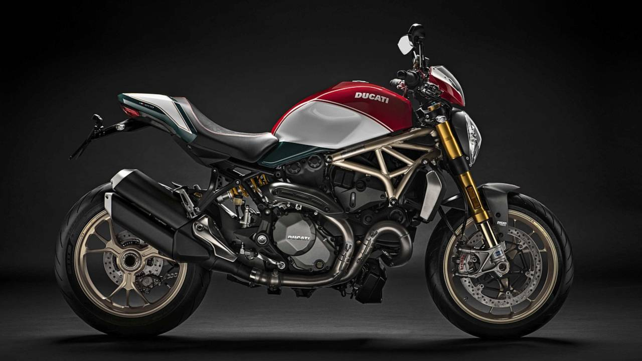Ducati Releases Limited Edition Monster 1200