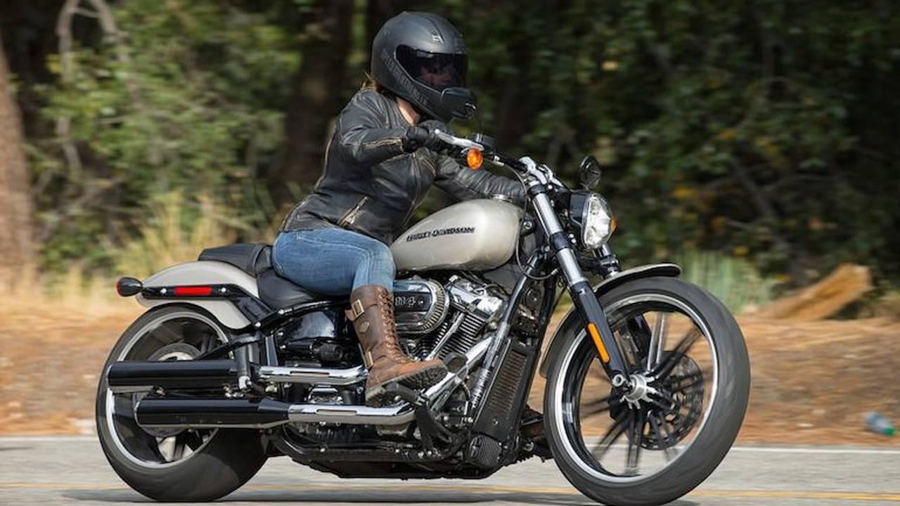 2018 Harley-Davidson Breakout – First Ride
