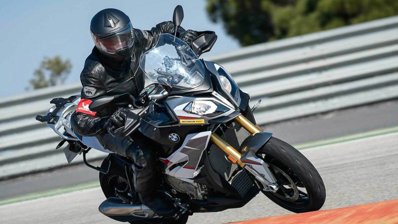 In fairness, one advantage to track days is they give you a chance to find out just how awesome a bike like the BMW S 1000 XR really is.