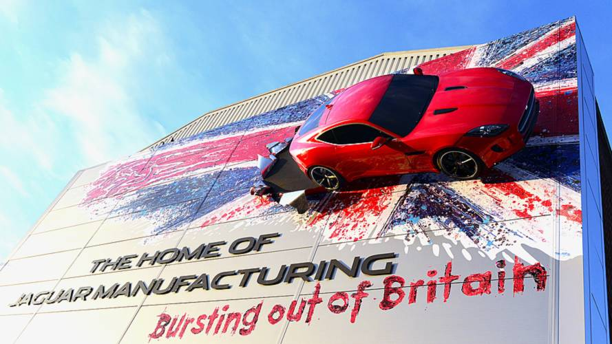Jaguar e Land Rover, addio all'Inghilterra causa brexit?