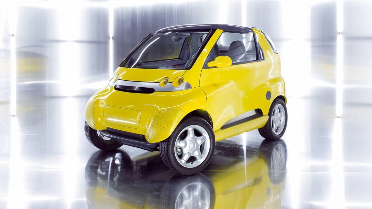 Smart Eco Speedster concept