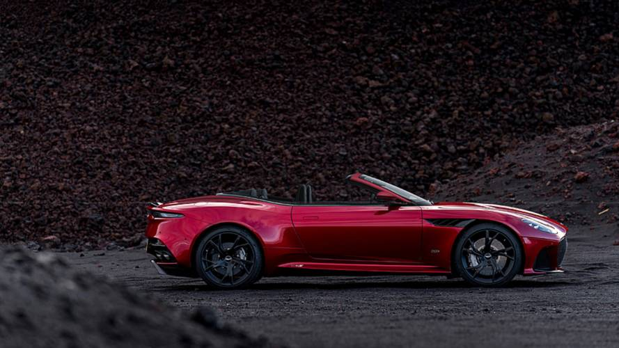 Aston Martin DBS Superleggera renderings