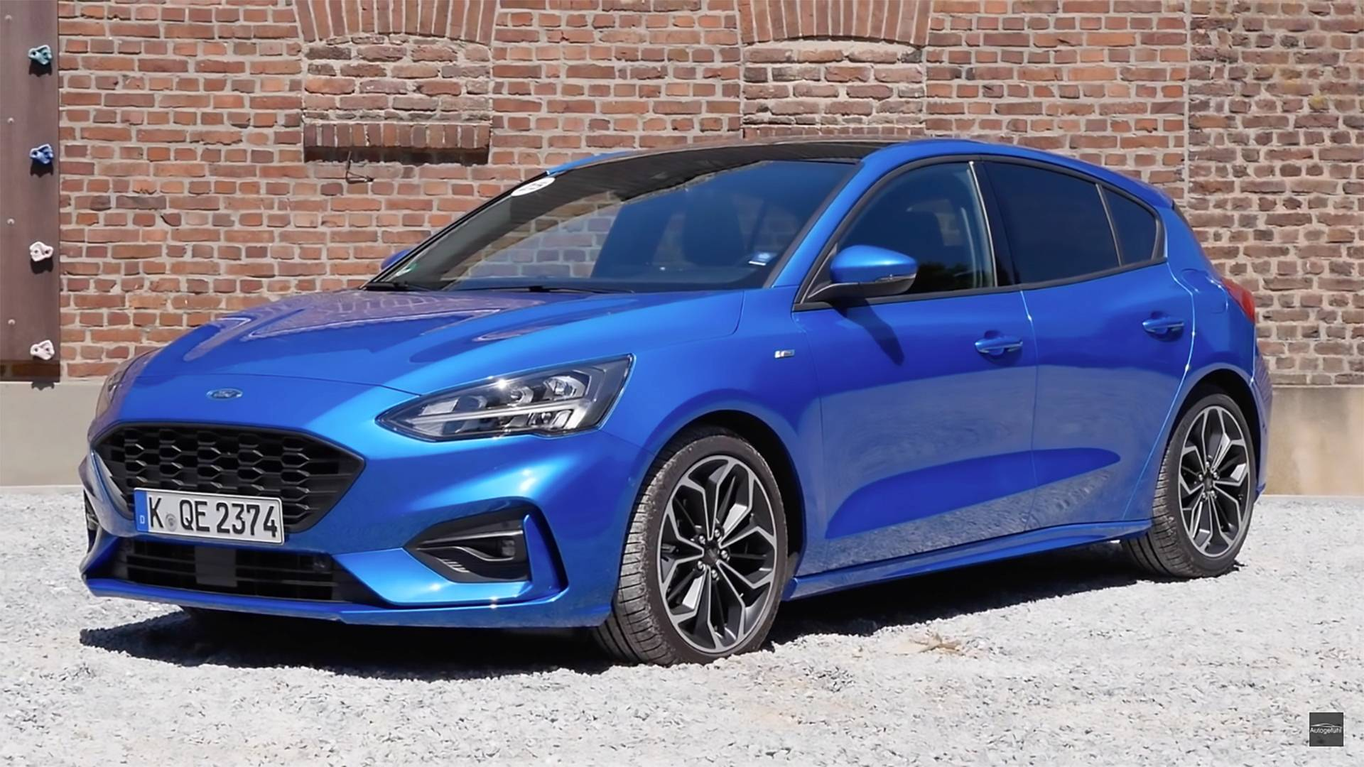 2019 Ford Focus St Line Extensively Detailed In Lengthy Video