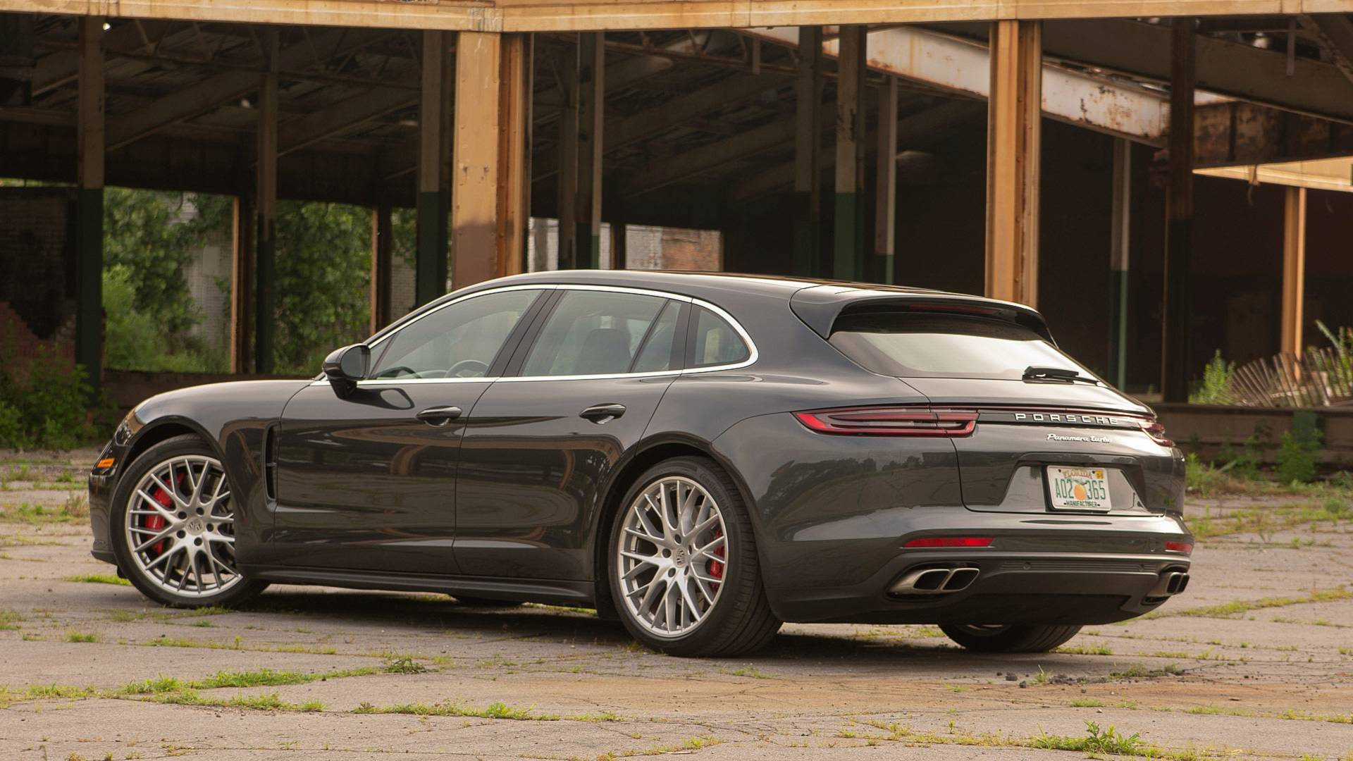2019 Porsche Panamera Turbo, GTS, Price, And Redesign >> 2018 Porsche Panamera Turbo Sport Turismo Review A Beautiful Compromise
