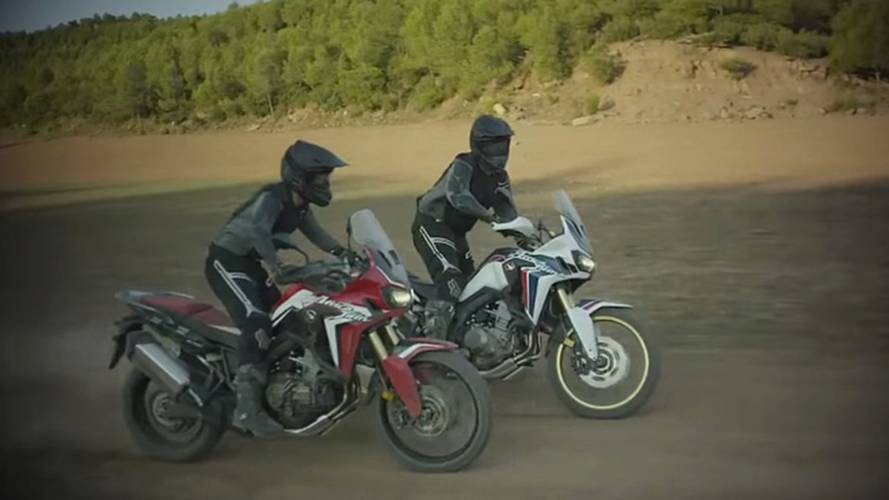 Honda shows Us Why The Africa Twin Is Worth The Hype