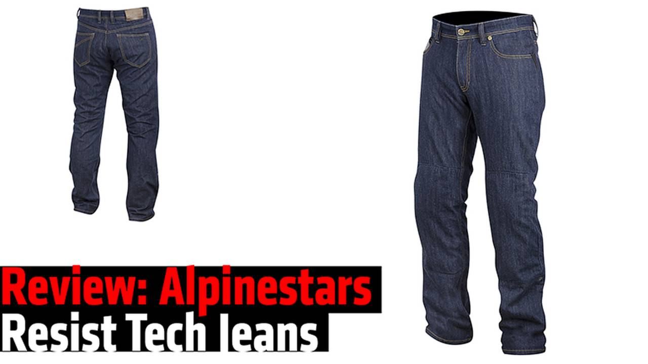 Review: Alpinestars Resist Tech Jeans