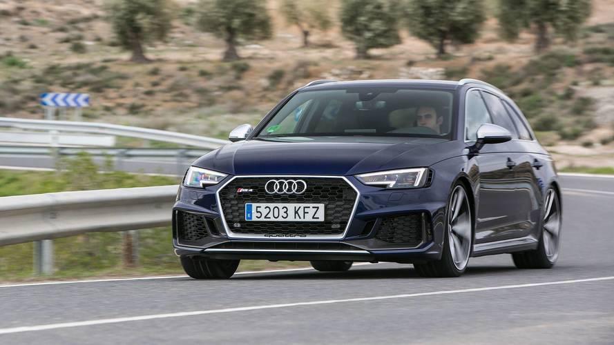 Essai Audi RS 4 (2018) - L'antinomie à l'état pur