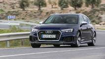 prueba audi rs4 avant 2018 video fotos