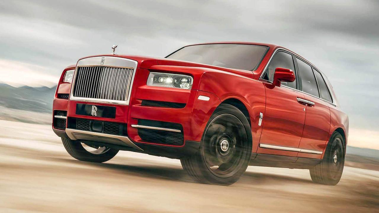 Rolls-Royce Cullinan – 315.350 Euro