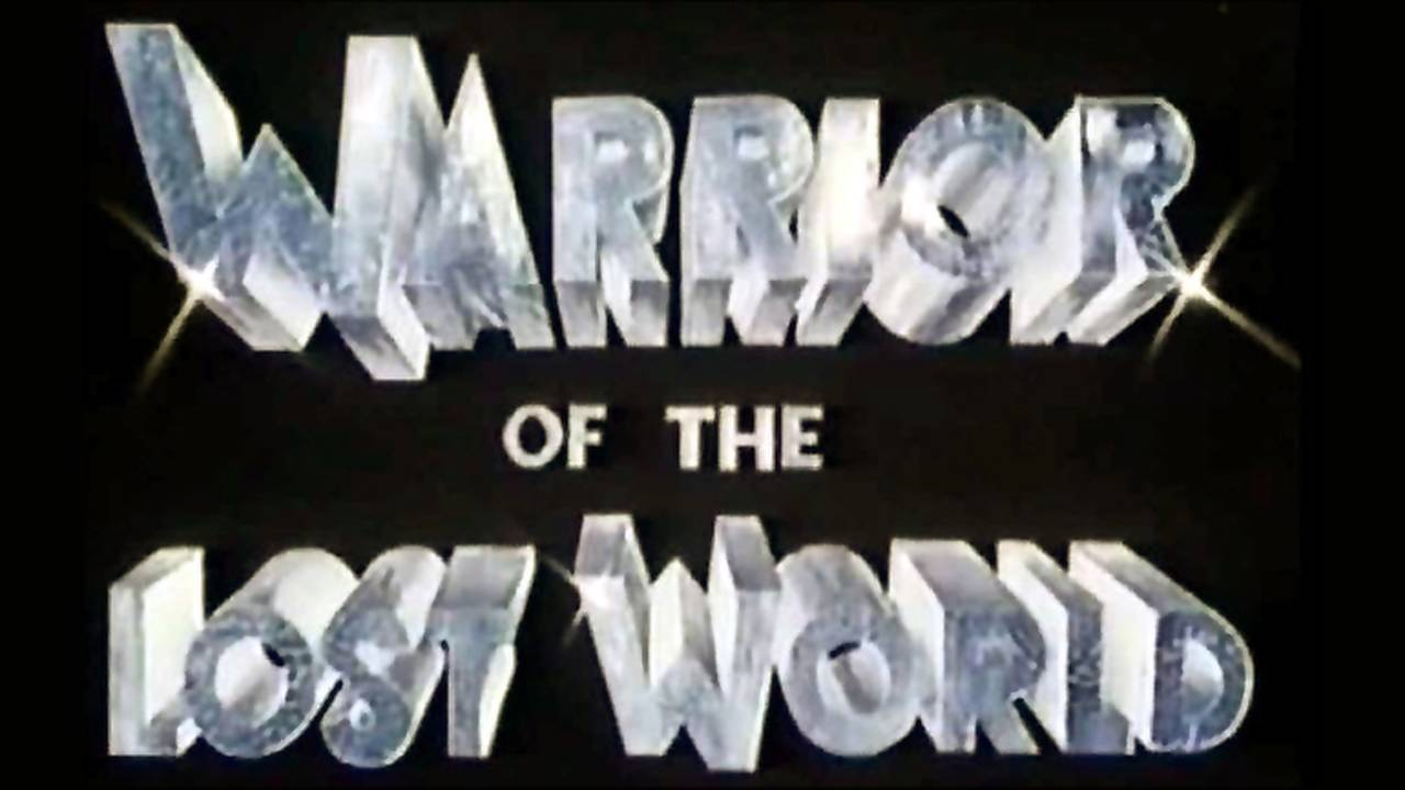 Warrior of the Lost World (1983) - Moto Movie Review