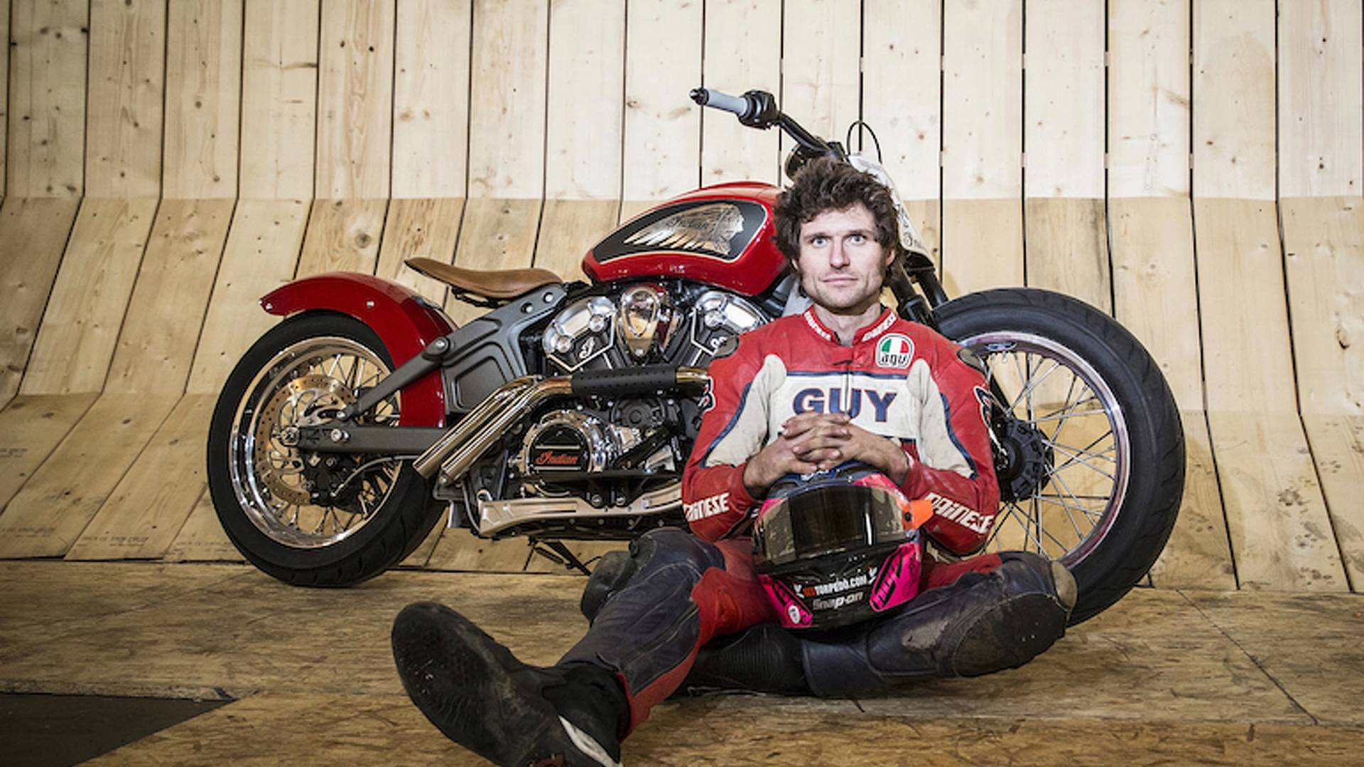 Guy Martin To Pilot Mugen Electric At Isle Of Man TT