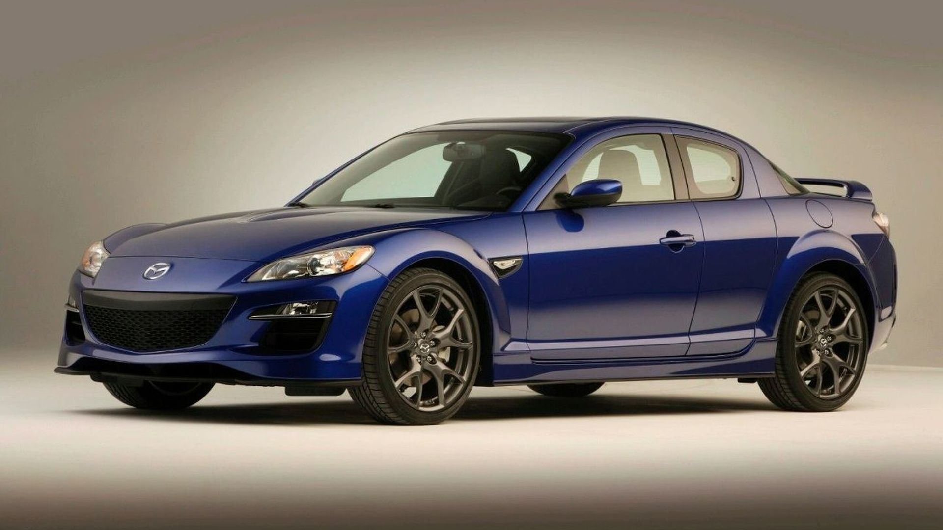 2017 Mazda Rx 7 Rx 8 Successor To Pack A 455 Ps Turbocharged Rotary