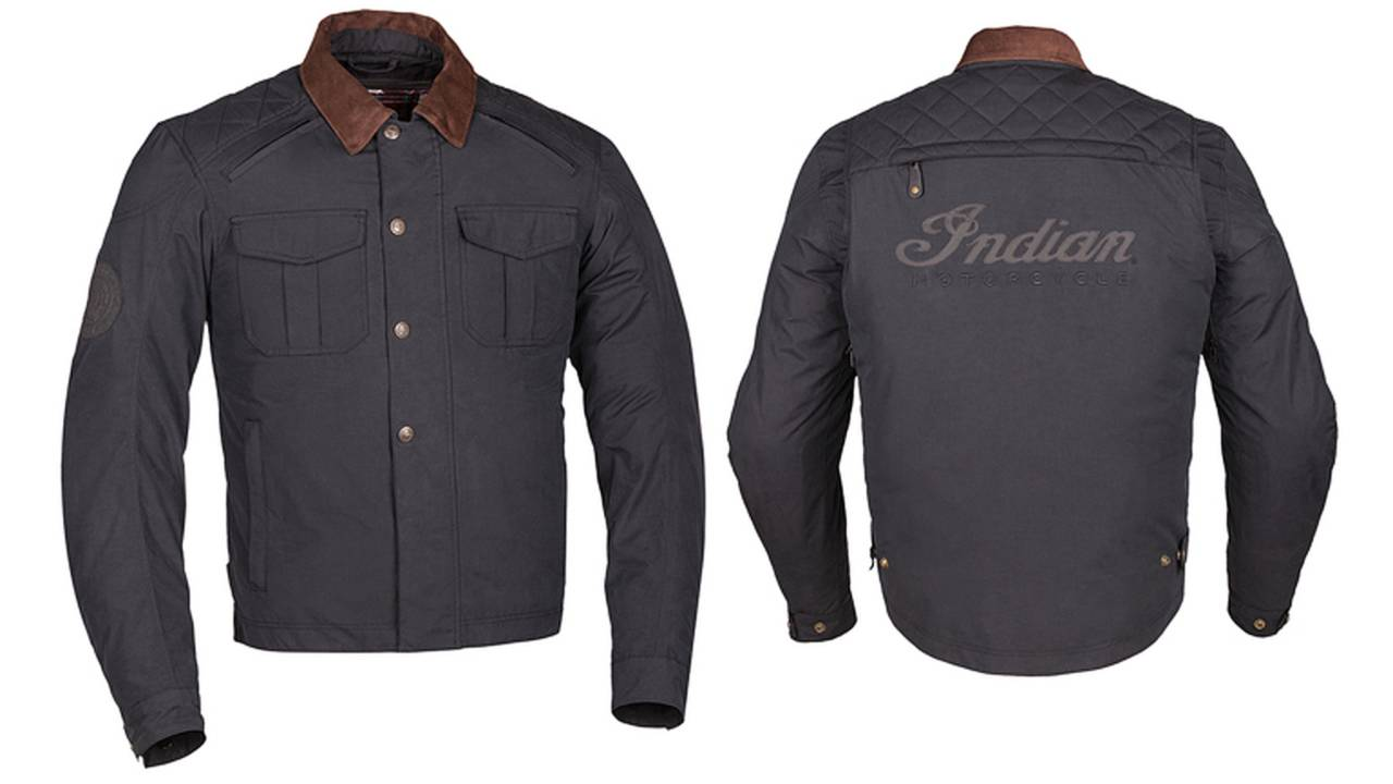 New Indian Motorcycle Jackets