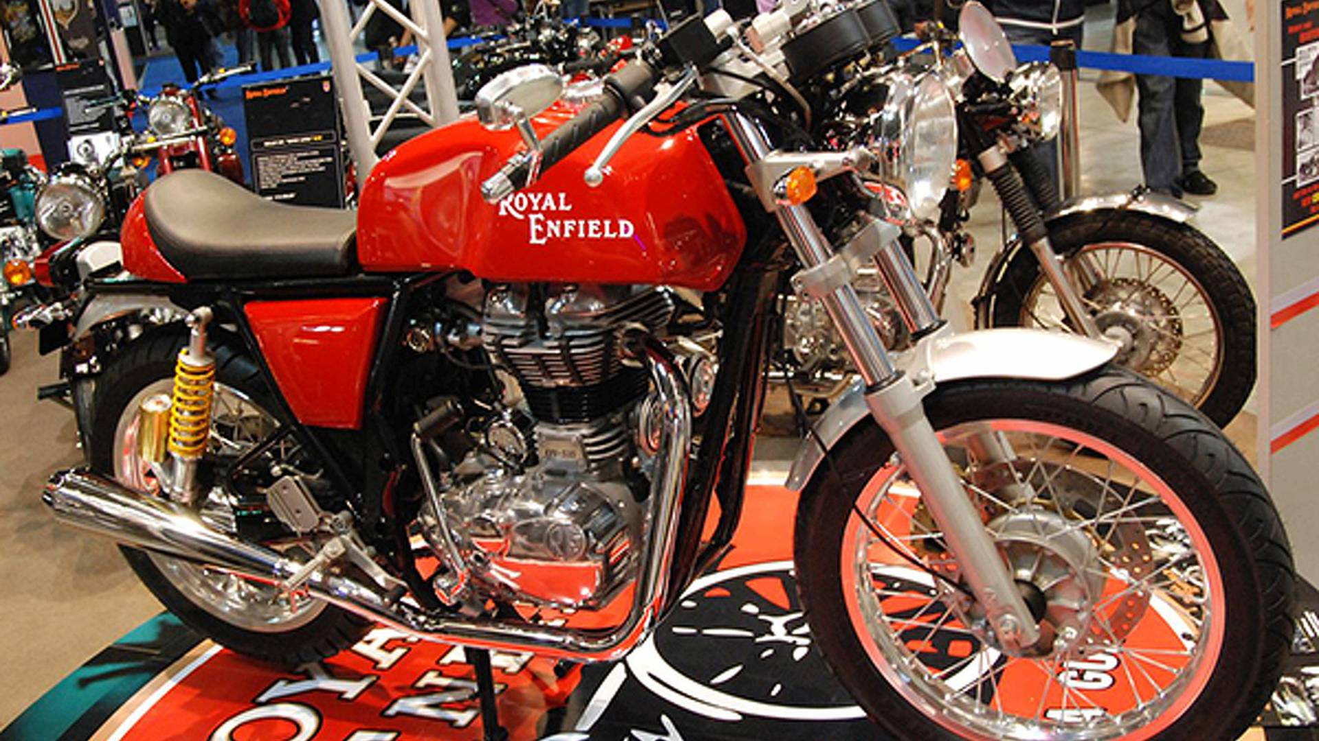 How the Royal Enfield Café Racer changed from concept to production