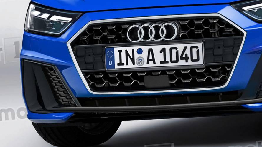 Projeção Audi A1 2019