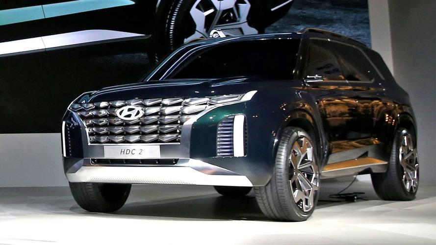 Hyundai'ın yeni SUV projesi Toyota Land Cruiser'a rakip olacak