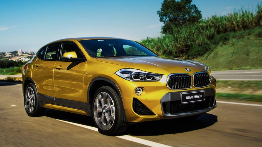 Novo BMW X2 recebe motor 2.0 turbo flex por R$ 211.950