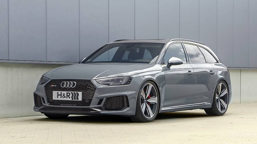 H&R Audi RS4 Avant