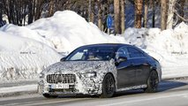 2021 Mercedes-AMG CLA 45 spy photos