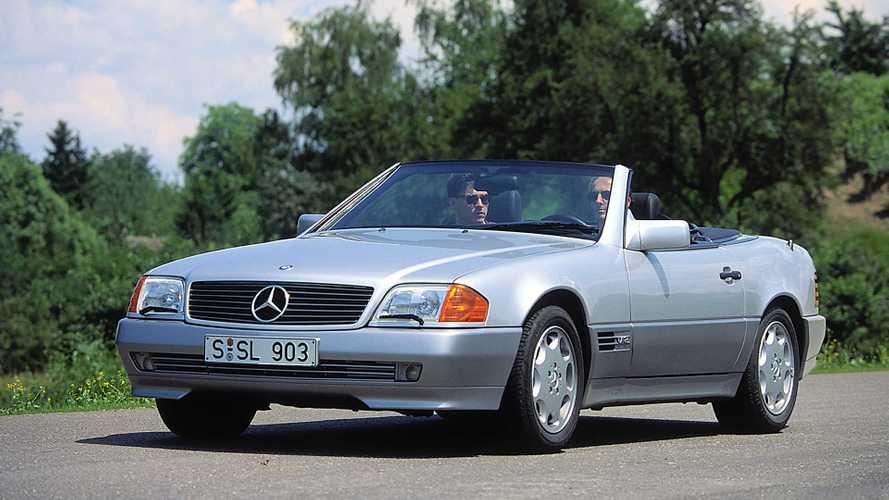 Mercedes SL: Die Baureihe 129 wird 30