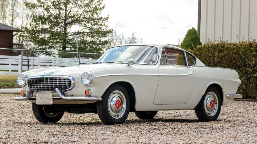 60 Jahre Volvo P1800: Schwedens legendäres Sportcoupé